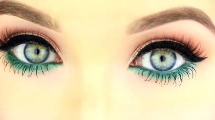 Jaclyn Hill ♥ Pop Of Color Makeup Tutorial | Spring 2014   Makeup