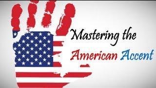 American Accent Training Part 01 - British Accent   Free English ESL Lesson