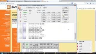 Tutorial PHP Eclipse Italiano [1] - Creare Un Server Apache Con XAMPP E Primi Passi Su PHP