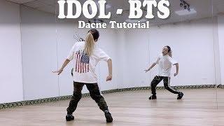 BTS (방탄소년단) 'IDOL'   Dance Tutorial Hook 1 [ F&P Dance Studio ]