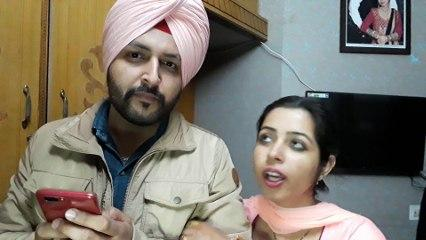 ਤਲਾਕ   Talaak   Divorce   Sirra Couple   latest Funny punjabi video   Maninder Sunam
