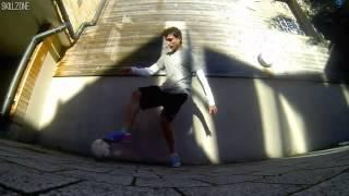 Top 5 Amazing Football Skills To Learn Tutorial Thursday Vol 7 Freekickerz 1