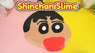 Cara Membuat Shinchan Slime   Crayon Shinchan Slime Tutorial