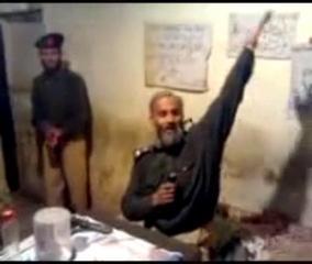 Funny Pakistani Police Dance ..kashif Zain