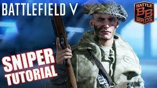 Sniper, Sniper ins Verderben! Battlefield 5 Recon Tutorial