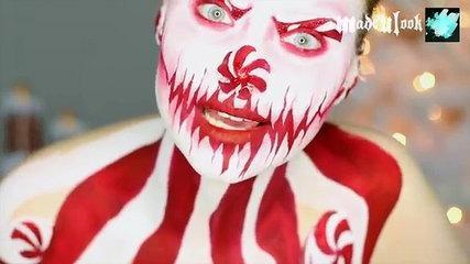 Navidad maquillaje menta Rey / reina tutorial shelingbeauty