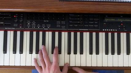Seinfeld Theme Song Piano Tutorial