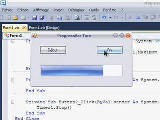 ProgressBar Visual Basic Tutorial Barra De Progreso