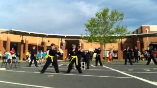 Elite Taekwondo Academy Demo Team - 1st Demo