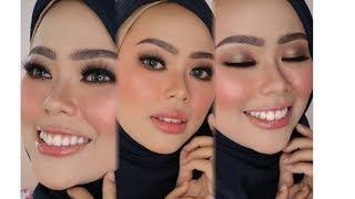 MALAYSIA MAKEUP HAUL TUTORIAL AND REVIEW | BAHASA INDONESIA | UCHYLESTARI