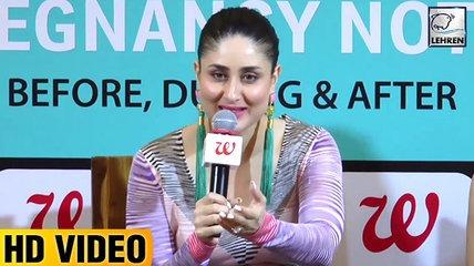 Kareena Kapoor's FUNNY REPLY To Journalist