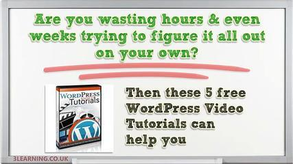 How To Create A Website On WordPress _ Free WordPress Tutorials