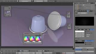 Blender 3D Tutoriel Français - Capsule Cafe - By KOPILOT