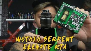 Wotofo Seppent Elevate (Full Review/Tutorial) by. Adrian Lo Dejavu