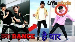 Dance performance online | musically dance || musically compilation / tutorial hindi