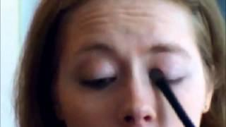 Danish Tutorial - Nem Hurtig Makeup 09.06.2012