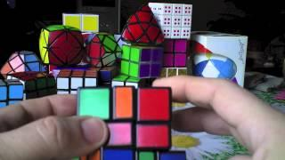 Square 1 Rubik Cube Tutorial Solución Spanish Español
