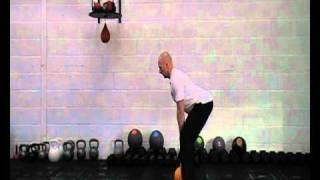 Personal Trainer Barnstaple, Simple Romanian Deadlift Exercise Demonstration