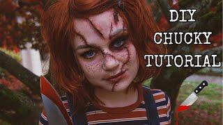 DIY Chucky Tutorial