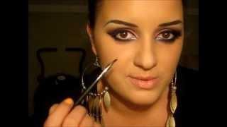 Gjyste Vulaj Inspired Make Up Tutorial By Vanessa