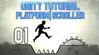 [Unity Tutorial] Platform | Sidescroller 01