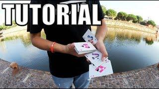 TUTORIAL - COME PRODURRE I 4 ASSI COME UN MAGO!! Tutorial Fioritura