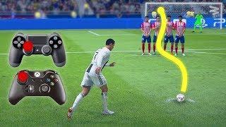FIFA 19 Knuckleball Power Free Kick Tutorial