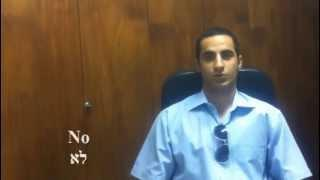 Top 15 Hebrew Tutorial/ Common Words And Phrases