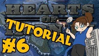 Hearts of Iron IV: Tutorial for Complete Beginners! - 6/7