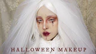 Bjd Doll  Halloween Makeup Tutorial | By Soundtiss