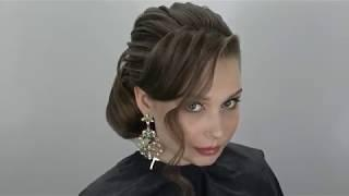 Messy hairstyle! new hairstyle tutorial! Farrukh Shamuratov