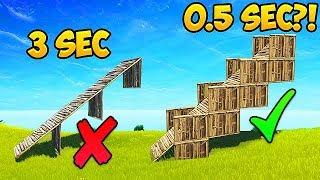 *WORLD RECORD* SPEED BUILD TRICK! - Fortnite Funny Fails and WTF Moments! #277 (Daily Moments)