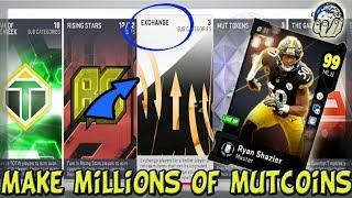 Make Millions of MUTCoins! Free MUT Coins Tutorial! Best Set in Madden 19 | Madden 19 Ultimate Team