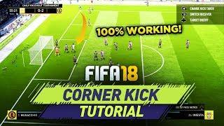 FIFA 18 IMPOSSIBLE TO DEFEND CORNER KICK TUTORIAL - HOW TO SCORE EASY GOALS in ULTIMATE TEAM