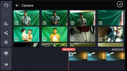(hindi) How to green screen in kinemaster full tutorial