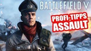 Profi-Tipps für den Sturmsoldaten! Battlefield 5 Veteranen Assault Tutorial