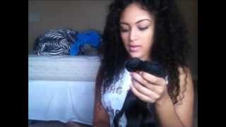 Initial Review   Aliexpress Luvin Hair Company Malaysian Virgin Hair Body Wave