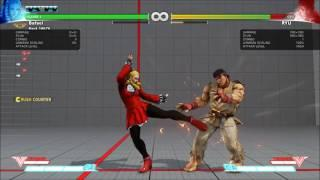 Rising Up SFV Character Tutorial: Karin