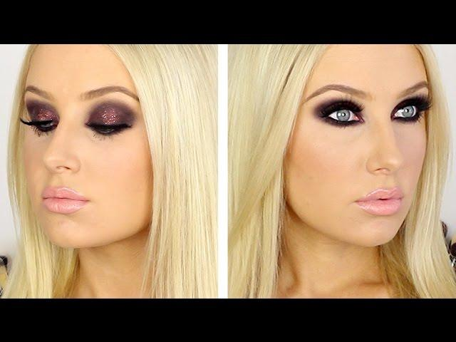 NEW YEAR'S EVE Makeup Tutorial!