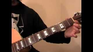 Exotic Scales Guitar Lesson - Spanish Egyptian Scales Phrygian Dominant Harmonic Minor