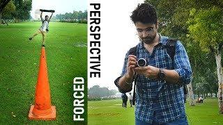 Forced Perspective Photography Tutorial