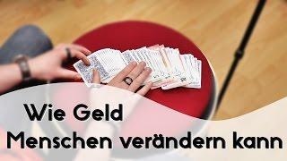 Wie Geld Menschen verändern kann (Kartentrick Tutorial/Erklärung German/Deutsch)