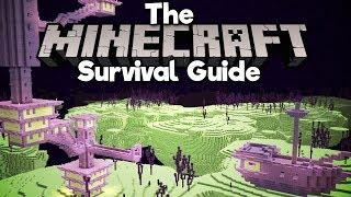 End Cities, Shulkers, and Elytra! ▫ The Minecraft Survival Guide (Tutorial Lets Play) [Part 24]