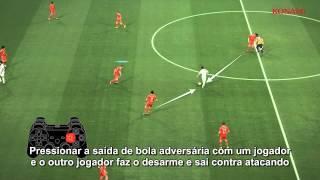 [Portuguese] Tutorial - Defesa [PES 2014]