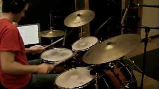 Christos Asonitis - Coco For Drumset HD (Brazilian Drumming Tutorial)