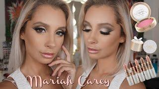 Mariah Carey x Mac Cosmetics Review + Tutorial   Nicol Concilio