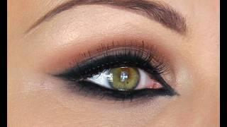 ARAB STYLE MAKE-UP TUTORIAL - HAIFA WEHBE