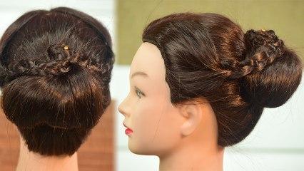 Hairstyle Tutorial: ऐसे बनायें Flip Bun Hairstyle | Boldsky