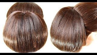 High ponytail ★video tutorial ★ Evening hairstyle