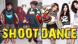 TUTORIAL SHOOT DANCE ! DI JAMIN CEWE TERPIKAT !!